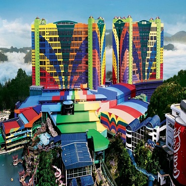 Sunway,Genting & KL  6 Nights/7 Days